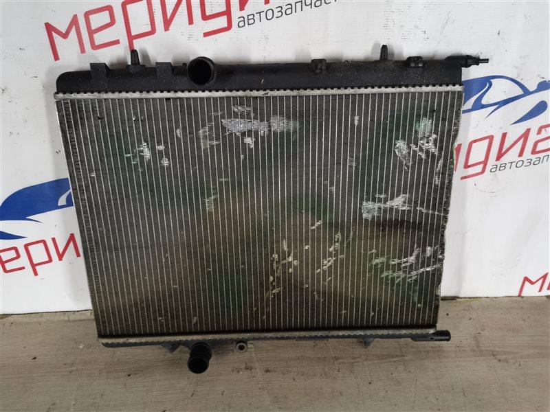 Радиатор основной Peugeot 307 2004 (б/у)