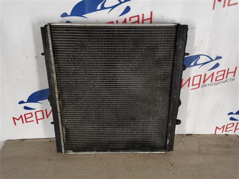 Радиатор основной Citroen C8 2004 (б/у)