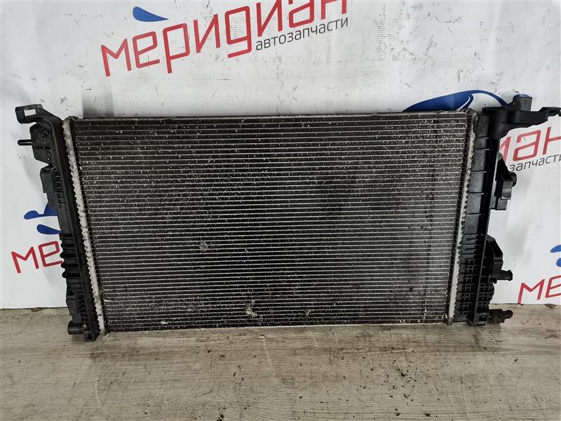 Радиатор основной Renault Scenic III 2011 (б/у)