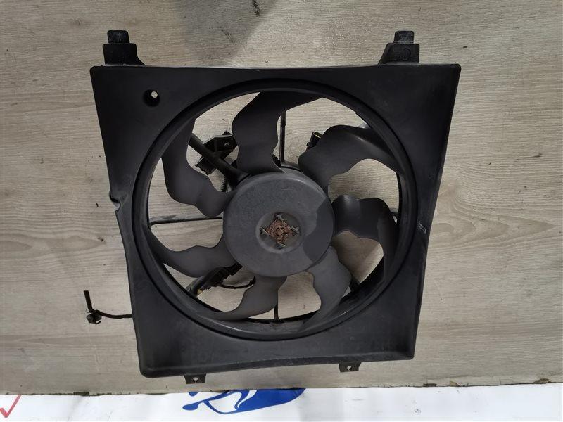 Вентилятор радиатора Hyundai Santa Fe CM 2007 (б/у)