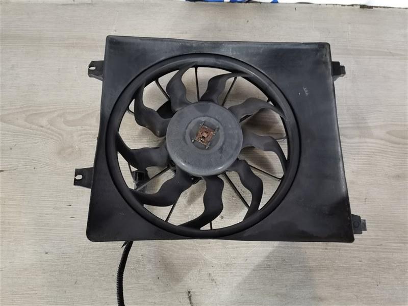 Радиатор кондиционера Hyundai Santa Fe CM 2007 (б/у)