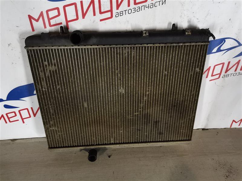 Радиатор основной Citroen Berlingo M59 2006 (б/у)