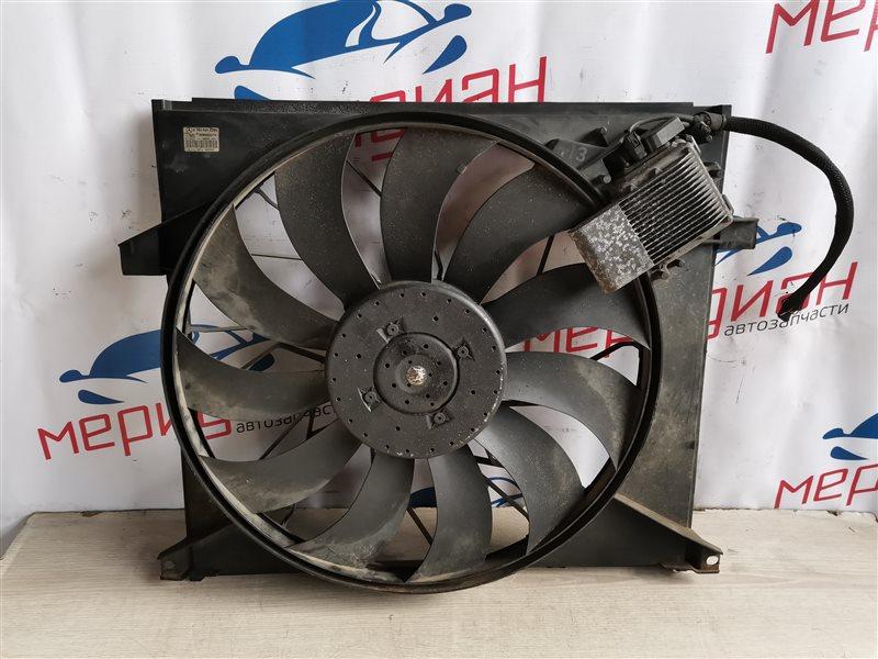 Вентилятор радиатора Mercedes Benz Ml W163 2002 (б/у)