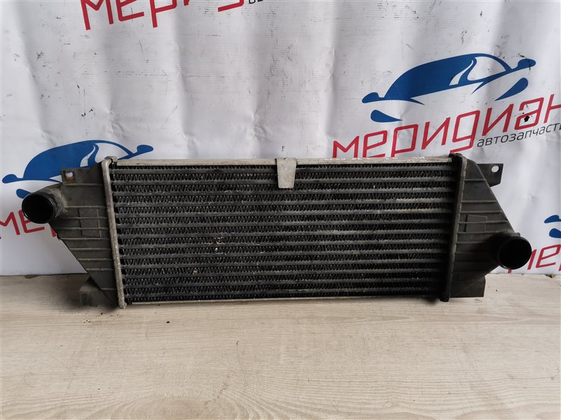 Интеркулер Mercedes Benz Ml W163 2002 (б/у)