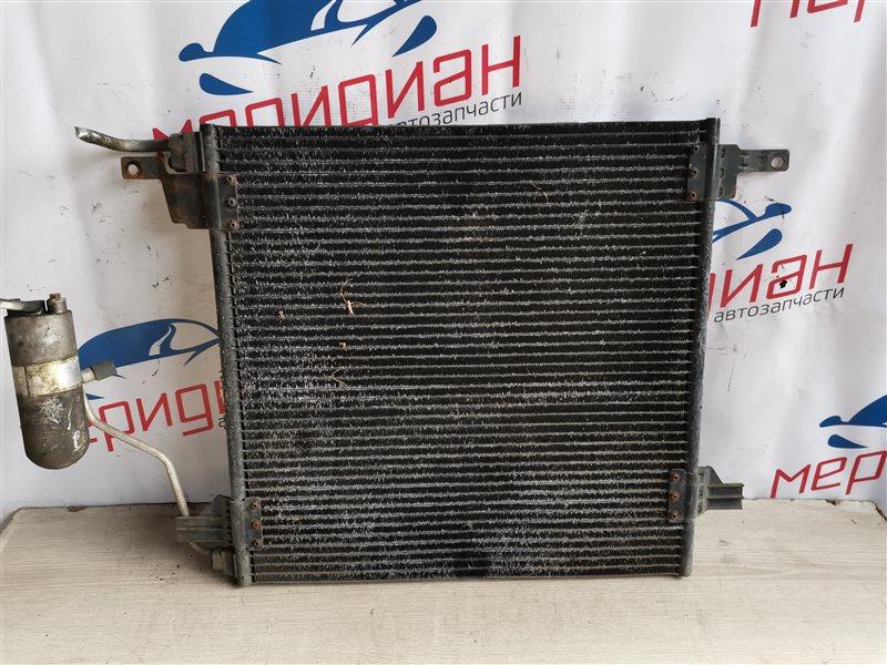 Радиатор кондиционера Mercedes Benz Ml W163 2002 (б/у)