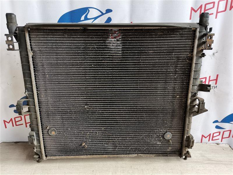 Радиатор основной Mercedes Benz Ml W163 2002 (б/у)