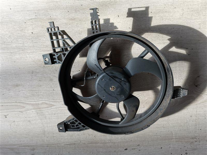 Вентилятор радиатора Nissan Micra K12E 2005 (б/у)