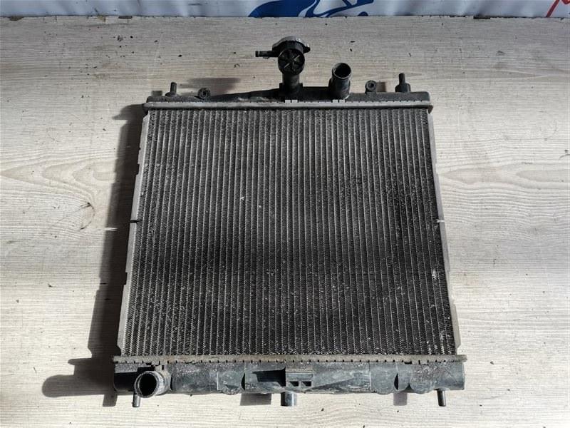 Радиатор основной Nissan Micra K12E 2005 (б/у)
