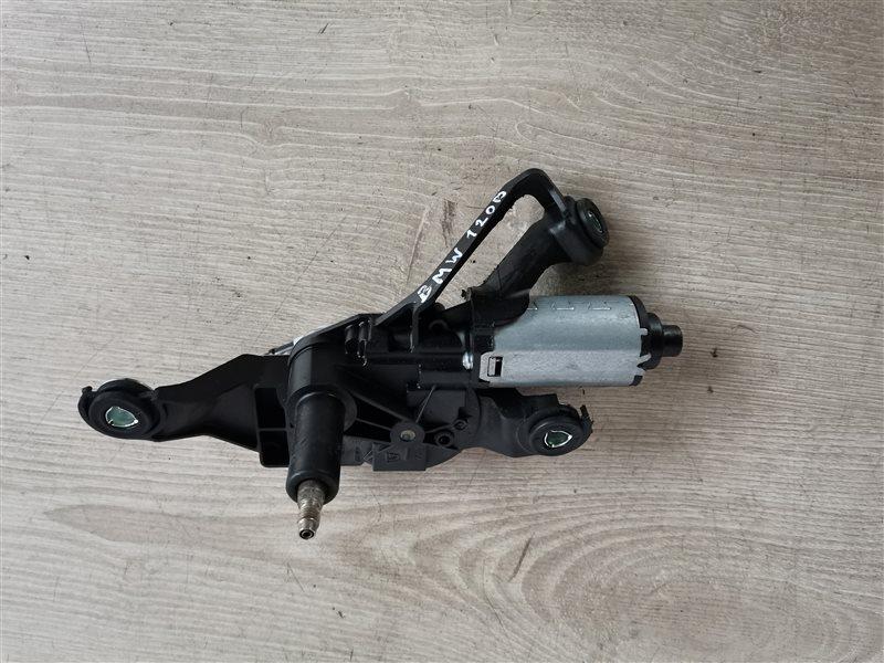Моторчик стеклоочистителя задний Bmw 1-Series E81 2007 (б/у)