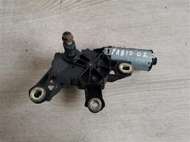 Моторчик стеклоочистителя задний Skoda Fabia 2002 (б/у)