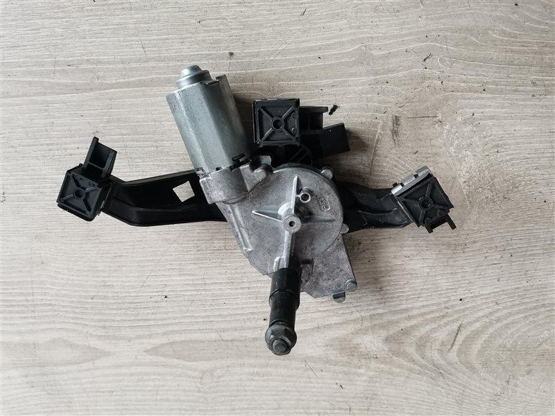 Моторчик стеклоочистителя задний Peugeot 207 2007 (б/у)