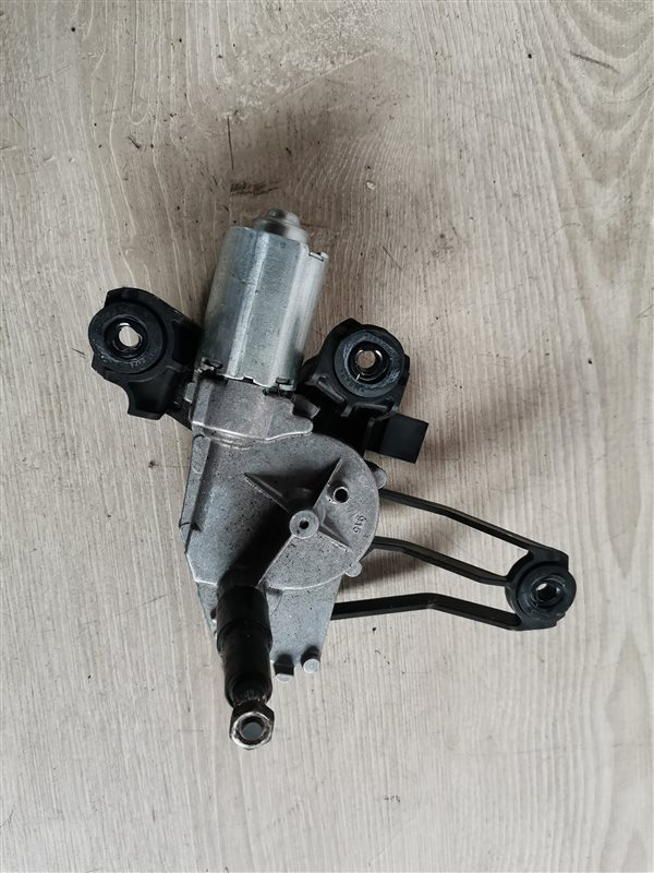Моторчик стеклоочистителя задний Citroen C4 2005 (б/у)
