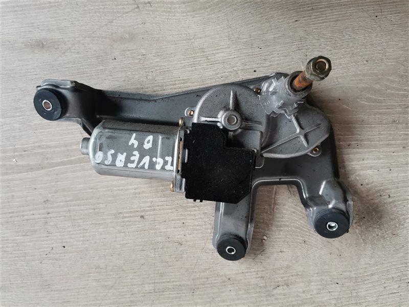 Моторчик стеклоочистителя задний Toyota Corolla Verso 2006 (б/у)