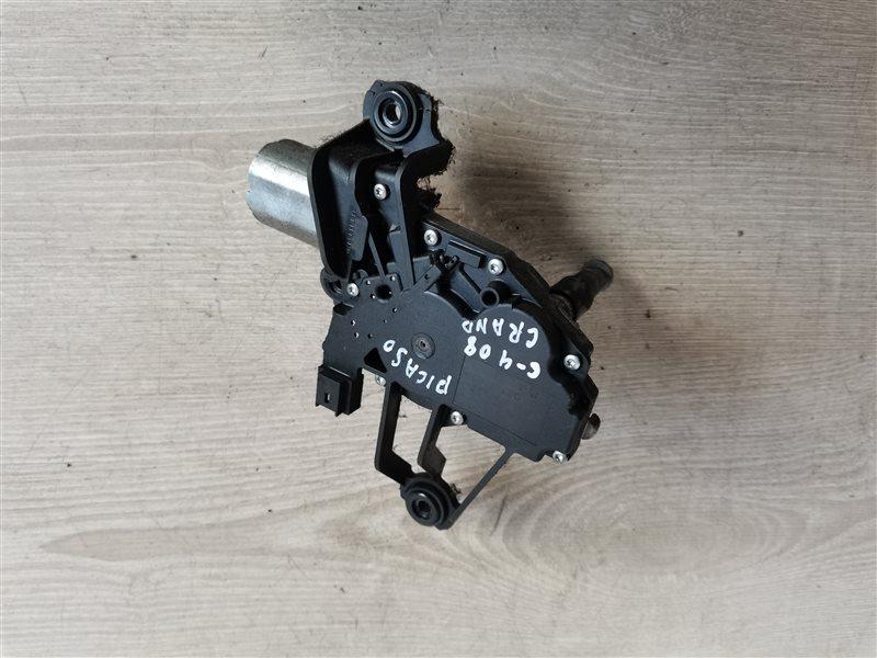 Моторчик стеклоочистителя задний Citroen C4 Grand Picasso 2007 (б/у)