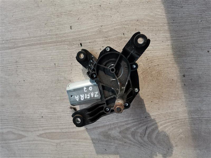Моторчик стеклоочистителя задний Opel Zafira B 2005 (б/у)