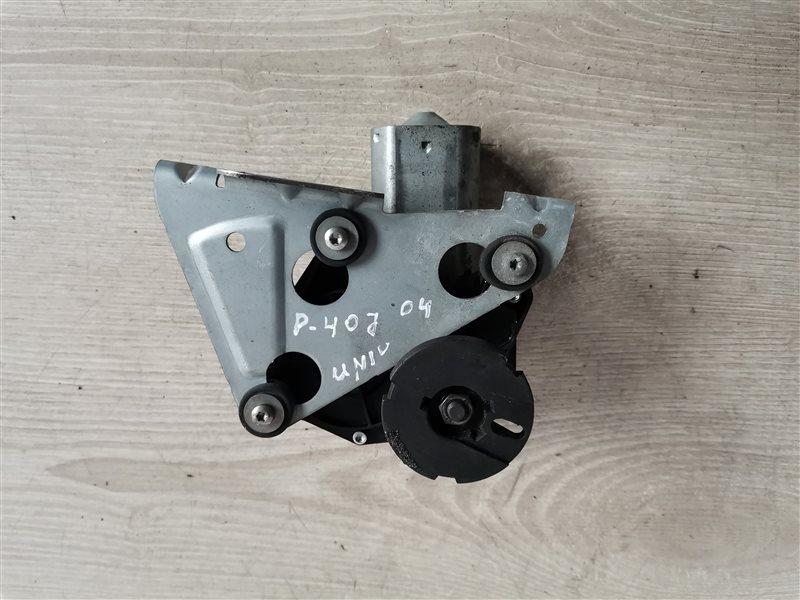 Моторчик стеклоочистителя задний Peugeot 407 2006 (б/у)
