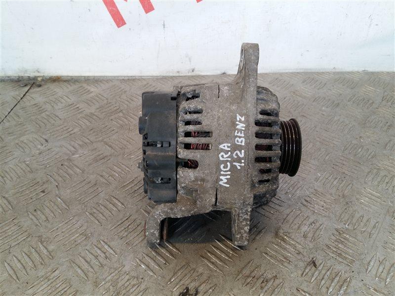 Генератор Nissan Micra K12E 1.2 2005 (б/у)