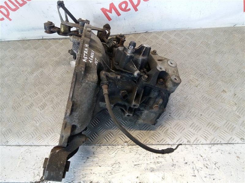 Мкпп (механическая коробка переключения передач) Opel Astra H 1.6 2009 (б/у)