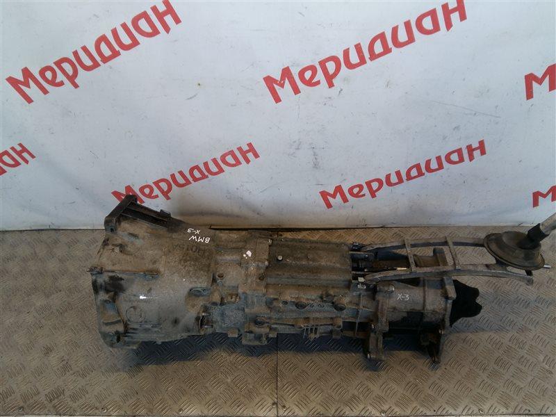 Мкпп (механическая коробка переключения передач) Bmw X3 E83 2.0 TDI 2005 (б/у)