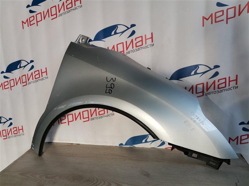 Крыло переднее правое Citroen C4 2007 (б/у)