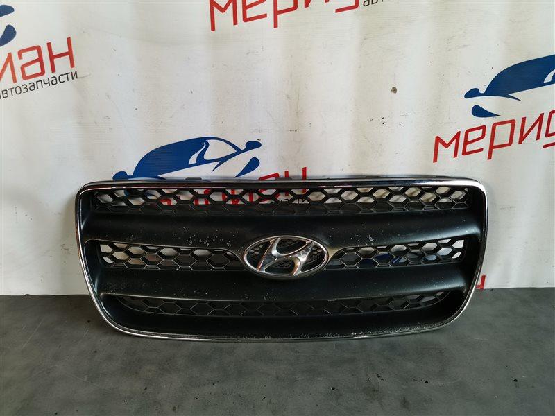 Решетка радиатора Hyundai Santa Fe CM 2007 (б/у)