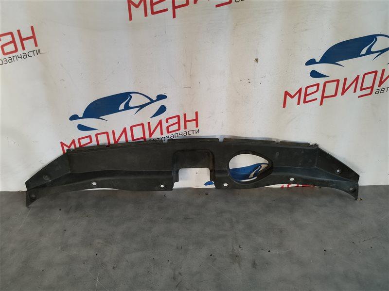 Кожух замка капота Hyundai Santa Fe CM 2007 (б/у)
