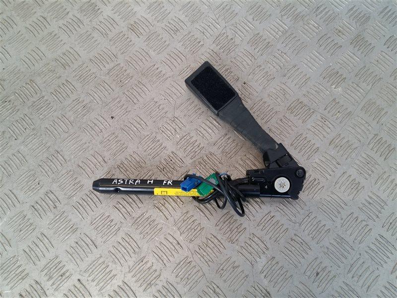 Ответная часть ремня безопасности Opel Astra H 2007 (б/у)