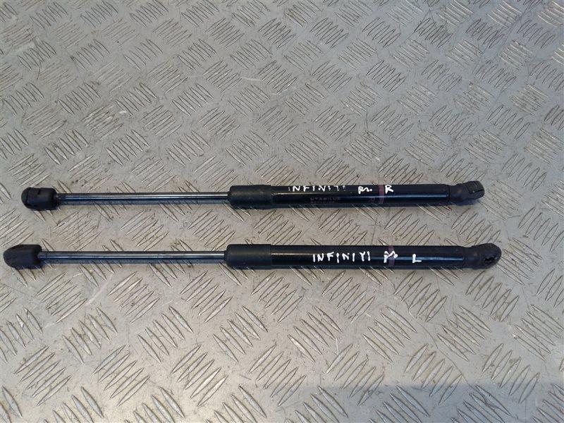 Комплект амортизаторов капота Infiniti M/q70 Y51 V9X 2011 (б/у)