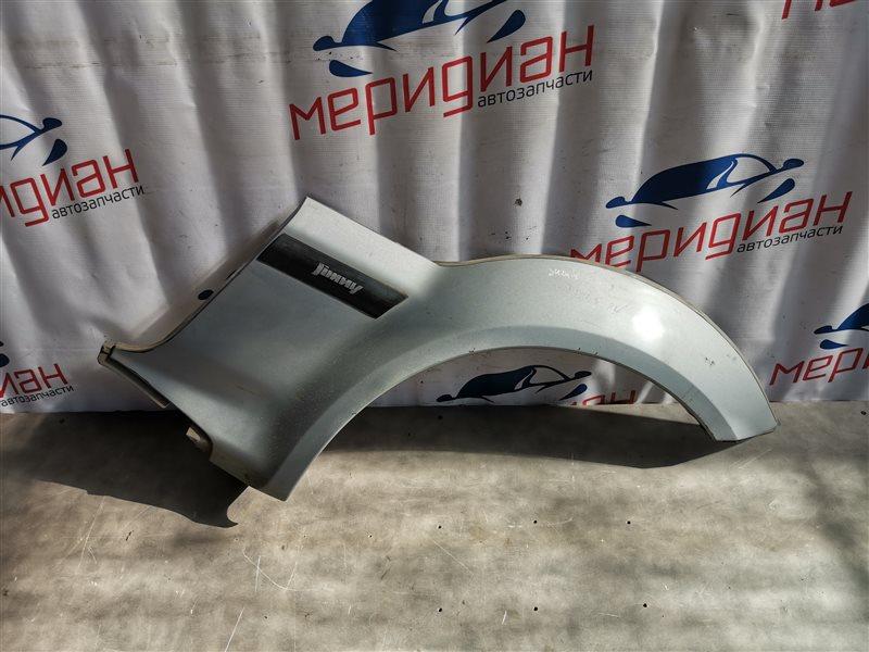 Накладка заднего крыла левого Suzuki Jimny FJ 2004 (б/у)