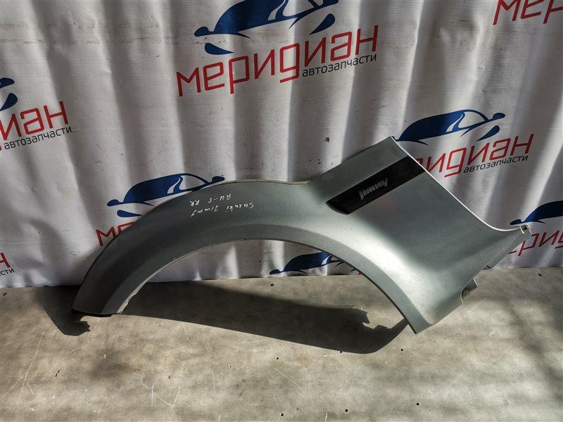 Накладка заднего крыла правого Suzuki Jimny FJ 2004 (б/у)