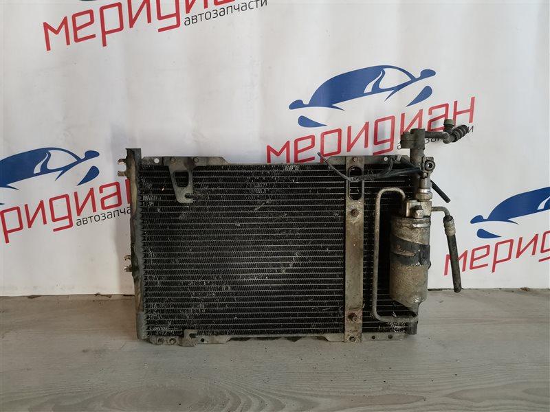 Радиатор кондиционера Suzuki Jimny FJ 2004 (б/у)