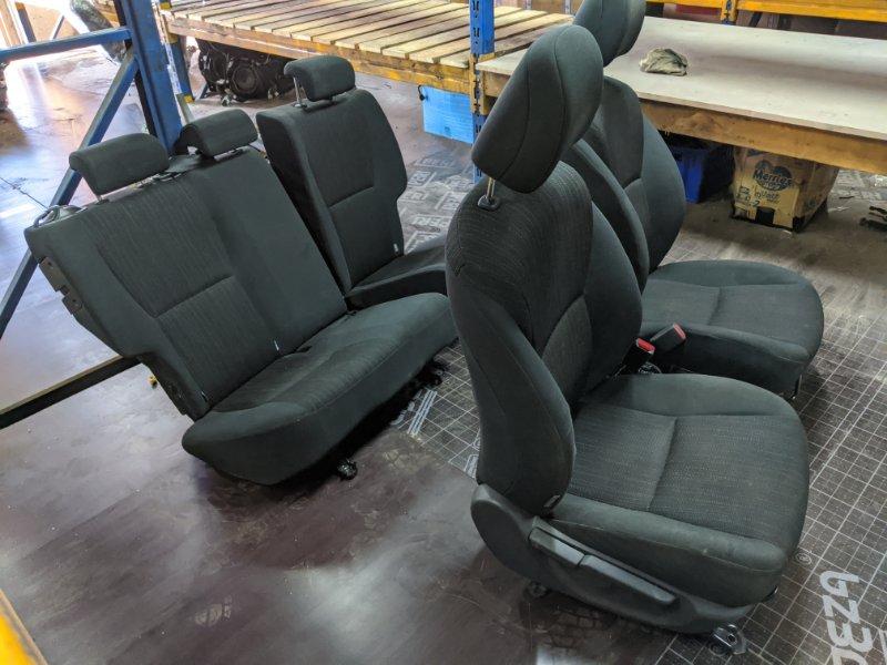Комплект сидений Toyota Auris I 2008 (б/у)