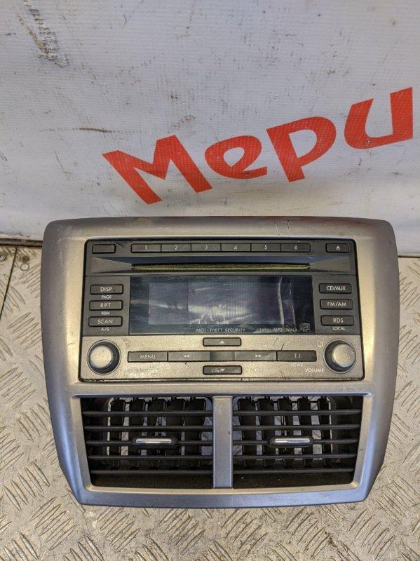 Магнитола Subaru Impreza G12 2010 (б/у)