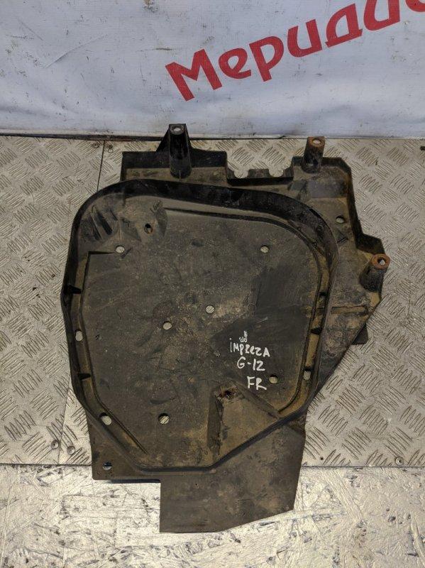 Пыльник топливного бака правый Subaru Impreza G12 2010 (б/у)