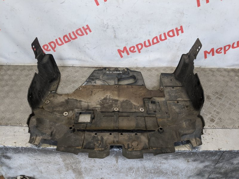 Защита картера Subaru Impreza G12 2010 (б/у)