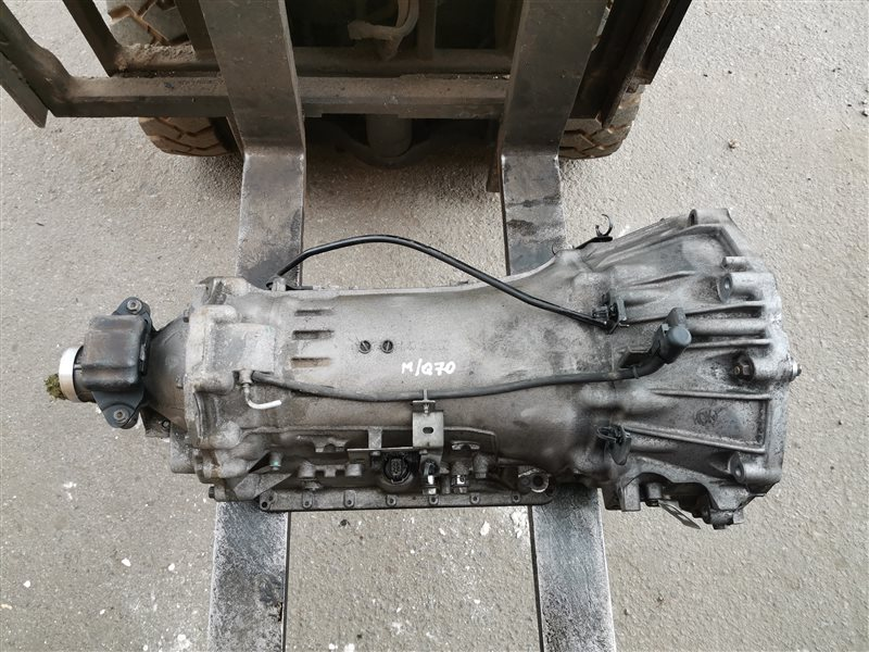 Акпп (автоматическая коробка переключения передач) Infiniti M/q70 Y51 V9X 2011 (б/у)