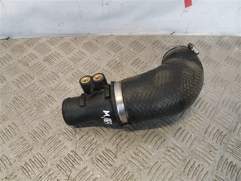 Патрубок турбины Infiniti M/q70 Y51 V9X 2011 (б/у)