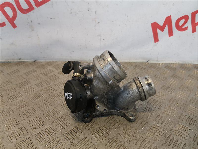 Фланец интеркулера Infiniti M/q70 Y51 V9X 2011 (б/у)