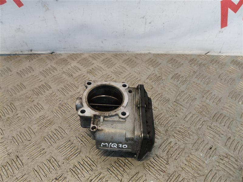 Заслонка дроссельная электрическая Infiniti M/q70 Y51 V9X 2011 (б/у)