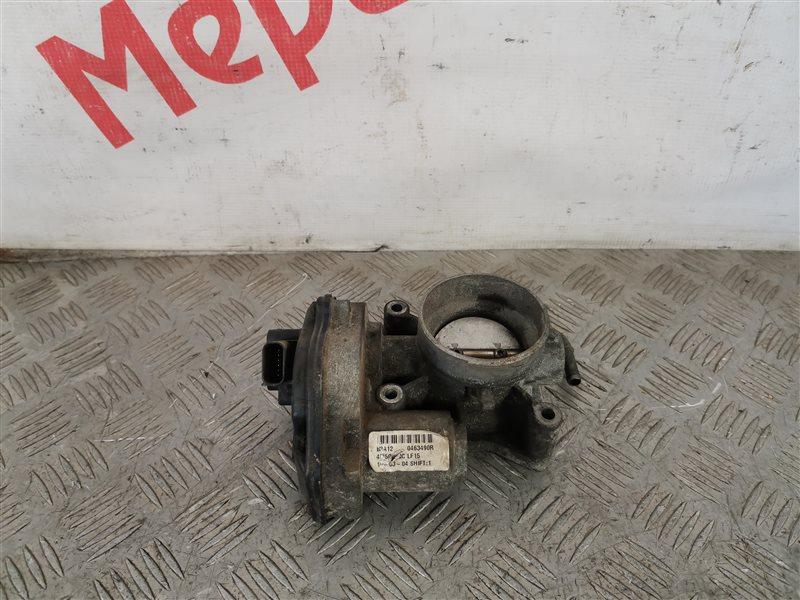Заслонка дроссельная электрическая Ford C-Max 2.0 2004 (б/у)