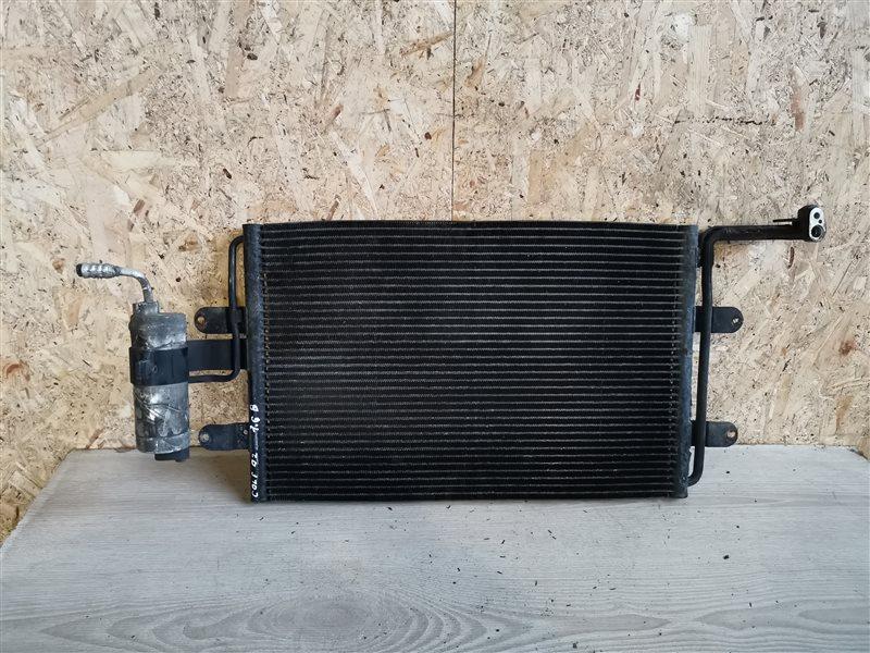 Радиатор кондиционера Volkswagen Golf IV 2002 (б/у)