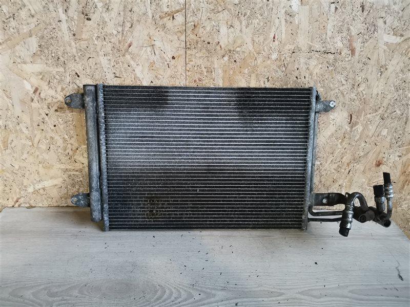 Радиатор кондиционера Volkswagen Golf V 2007 (б/у)