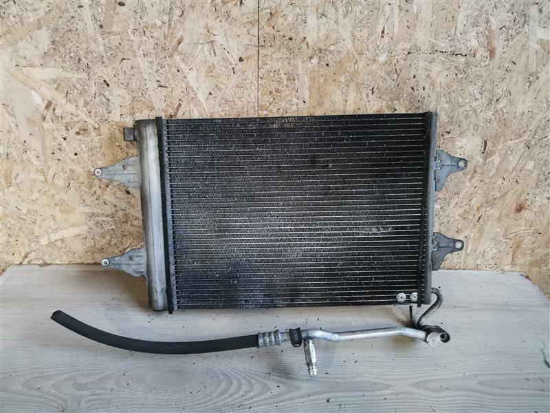 Радиатор кондиционера Volkswagen Polo IV 2003 (б/у)