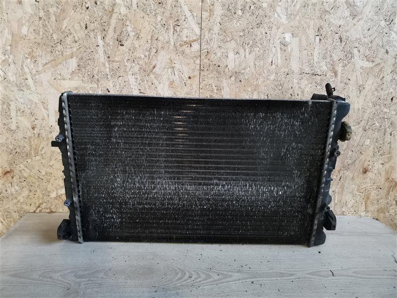 Радиатор основной Skoda Fabia 2007 (б/у)