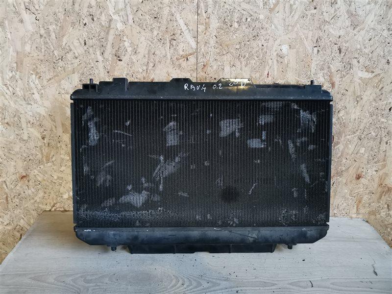 Радиатор основной Toyota Rav4 XA20 2002 (б/у)