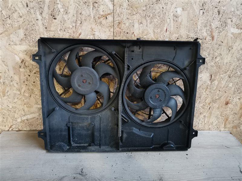 Вентилятор радиатора Ford Galaxy 2001 (б/у)