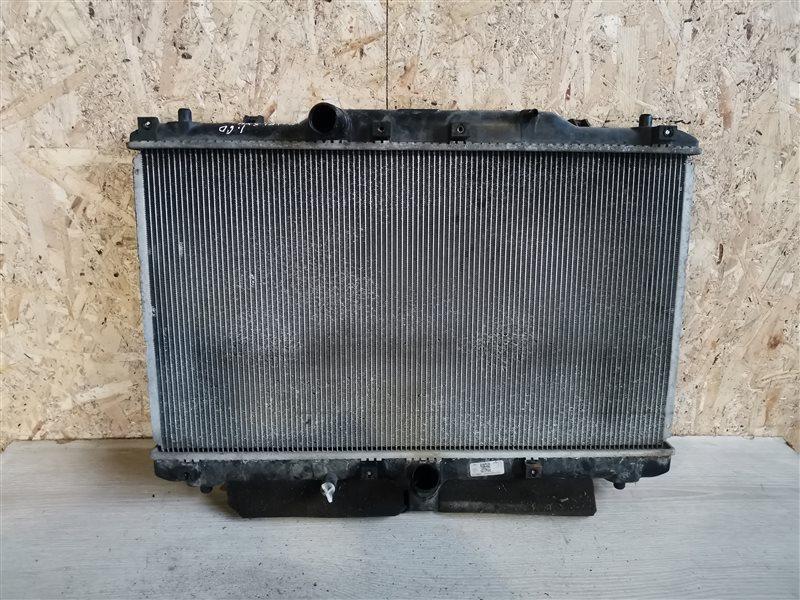 Радиатор основной Suzuki Sx4 2009 (б/у)