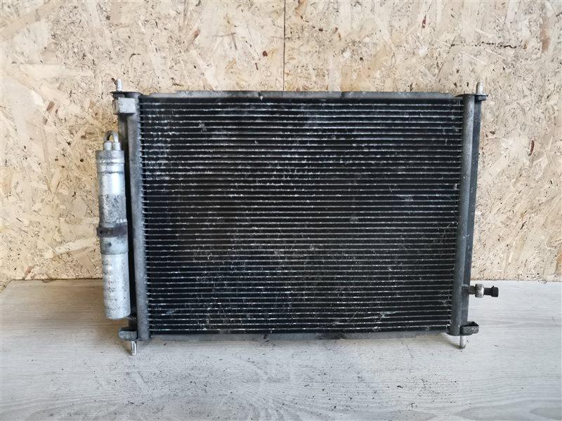 Радиатор основной Renault Clio III 2010 (б/у)