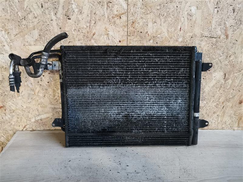 Радиатор кондиционера Volkswagen Touran 2005 (б/у)
