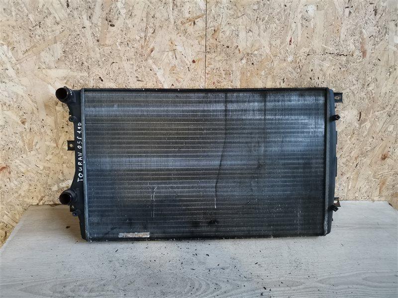 Радиатор основной Volkswagen Touran 2005 (б/у)
